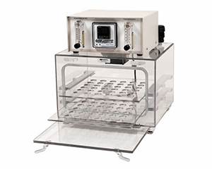 O2 control cabinets for InVitro studies - COY laboratory products