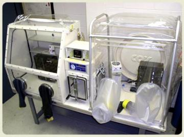 Custom built chambers - COY laboratory products